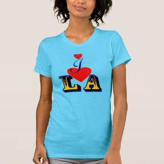 ღ♥I Love LA American Apparel Chic Jersey  Tee♥ღ T-shirt