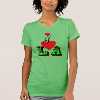 ღ♥I Love LA American Apparel Chic Jersey  Tee♥ღ T-shirts
