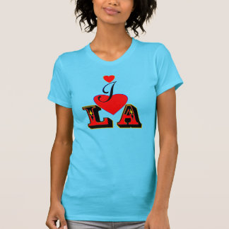 ღ♥I Love LA American Apparel Chic Jersey  Tee♥ღ Tshirts
