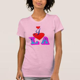 ღ♥I Love LA American Apparel Chic Jersey  Tee♥ღ T Shirt