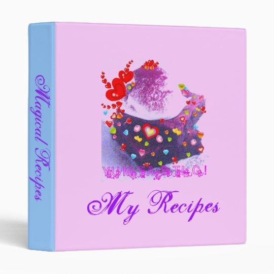 °ღ★¥ÚMŦÂŞTÏÇ Magical Recipes Binder★ღ° Binder