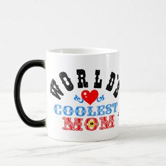 """ღ╬♥""""World's Coolest Mom"""" Morphing Mug♥╬ღ Magic Mug"""