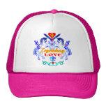 •●°ღLegendary Love Unicorn Chic Trucker Hatღ°●• Trucker Hats