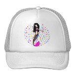 •●°ღSparkling Little Mermaid Trucker Hatღ°●• Hats
