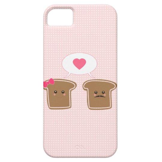 かわいいのトースト愛 iPhone SE/5/5s CASE