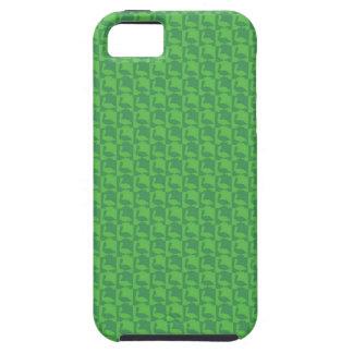 かわいいペリカンパターンナポリフロリダ iPhone 5 CASES