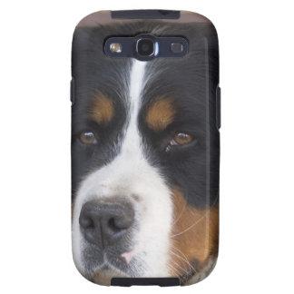 の銀河系の箱 de Berner Sennenhund Samsung Samsung Galaxy SIII Funda