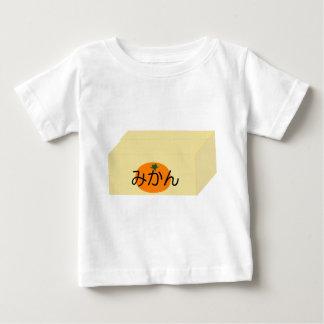 みかんばこロゴ BABY T-Shirt