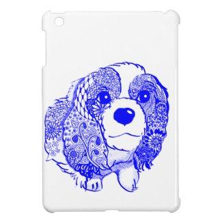 キャバリア・キング・チャールズ・スパニエル Cavalier King Charles Spanie iPad Mini Covers