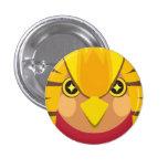 キンケイ-Golden pheasant バッジ