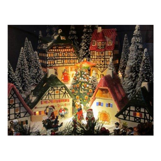 クリスマスポストカード 葉書き