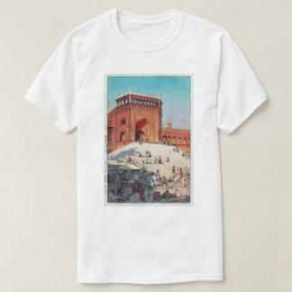 ジャーマー・マスジド, Jama Masjid, Delhi, Hiroshi Yoshida T-Shirt