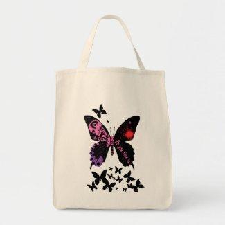 スカルパピヨン(パープル×ピンク bag