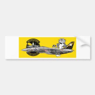 ターシアーズ del トムキャット VF-33 de VF-33 Starfighters F-14 Etiqueta De Parachoque