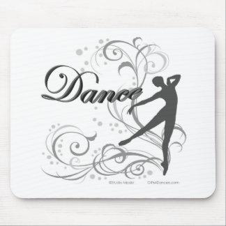 ダンス スクロール MOUSE PAD
