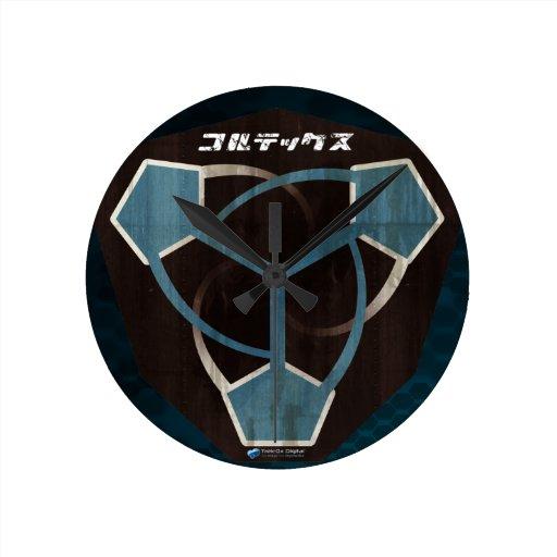 テーセウス壁時計 de KORTEX Reloj