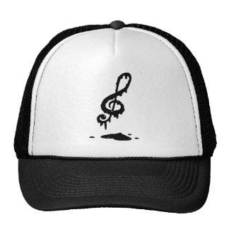 ト音記号 TRUCKER HAT