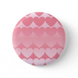 ハートグラデーション(白×ピンク) button