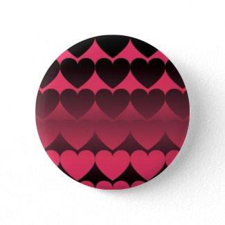 ハートグラデーション(黒×ピンク) button