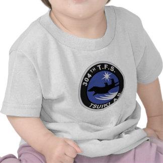 パッチ del 飛行隊 TSUIKI A.b del 第 304 Camiseta