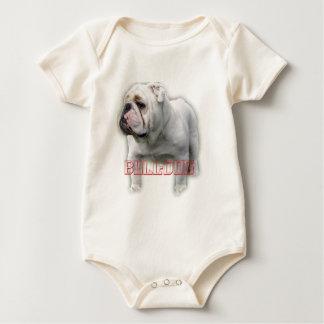 ブルドッグ del dogo body de bebé