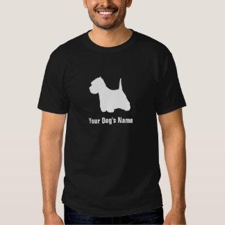 ホワイトテリア del ・ del ハイランド del ・ del ウェスト de Terrier  Playeras