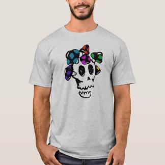 マッシュルーム スカル T-Shirt
