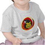 ライダ del 航空自衛隊南西航空団司令部飛行隊 T-4 - パッチ Camiseta