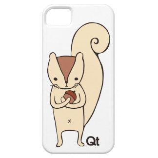 リス iPhone 5 ケース