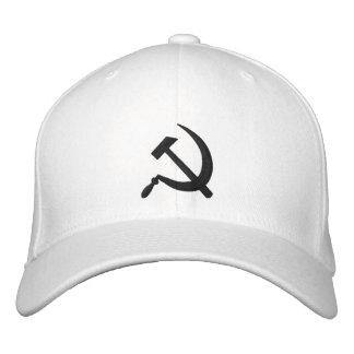 ロシア de la hoz y del martillo de CCCP СерпиМолот bo Gorra Bordada
