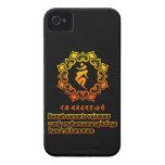 不動明王 iPhone 4 Case-Mate ケース