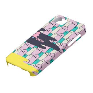 不思議な生き物Delta01typeC-mini yellow iPhone SE/5/5s Case