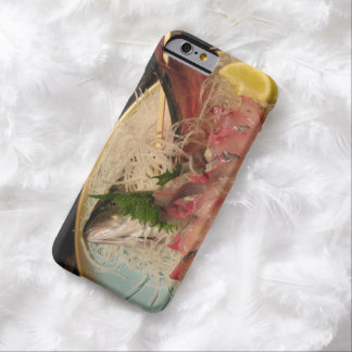 刺身 del Sashimi Funda De iPhone 6 Barely There