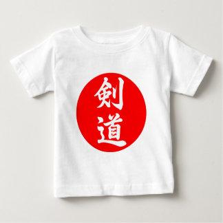 剑道 del kendo t-shirt