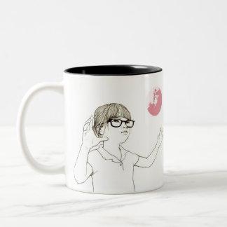副本 universal del chica tazas de café