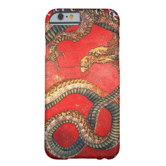 北斎の龍, 北斎 Hokusai Dragon, Hokusai, Japan Art Barely There iPhone 6 Case