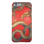 北斎の龍, 北斎 Hokusai Dragon, Hokusai, Japan Art Barely There iPhone 6 Case