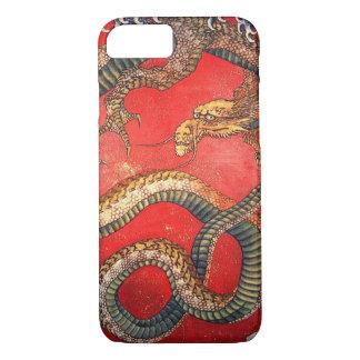 北斎の龍, 北斎 Hokusai Dragon, Hokusai, Japan Art iPhone 7 Case