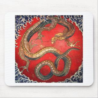 北斎の龍, 北斎 Hokusai Dragon, Hokusai Mouse Pad
