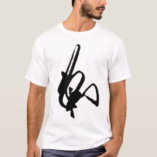 北畠顕家 花押 Kitabatake Akiie - signature T-Shirt