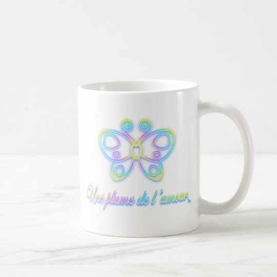 夜光蝶 COFFEE MUG