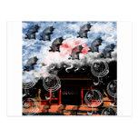 大山祇神社とネコ ポストカード