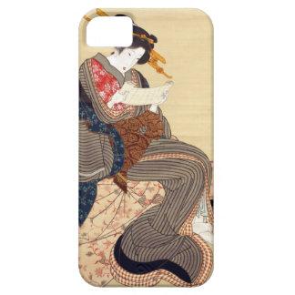 女 国貞 Woman Kunisada Ukiyo-e iPhone 5 Case