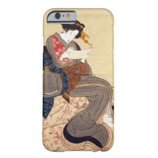 女 国貞 Woman Kunisada Ukiyo-e iPhone 6 Case