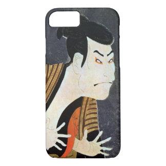 奴江戸兵衛, 写楽 Edo Kabuki Actor, Sharaku, Ukiyo-e iPhone 8/7 Case