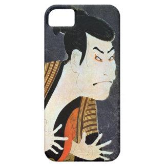 奴江戸兵衛, 写楽 Edo Kabuki Actor, Sharaku, Ukiyo-e iPhone SE/5/5s Case