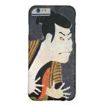 奴江戸兵衛, actor de Edo Kabuki del 写楽, Sharaku, Funda De iPhone 6 Barely There