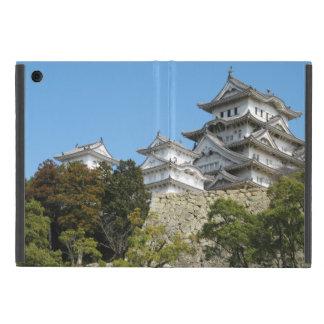 姫路城 del castillo de Himeji, Hyogo, Japón iPad Mini Funda