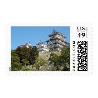 姫路城 del castillo de Himeji, Hyogo, Japón Sello