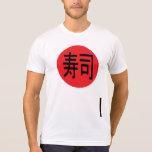 寿司 - sushi tee shirts